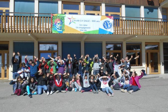 Semaine ski pour nos 6e 27-31 janvier 2020