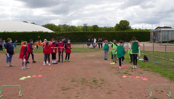Journée de rentrée sportive pour nos élèves de 6ème !